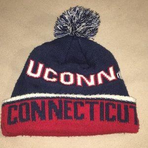 Adidas University of Connecticut UConn Winter Hat